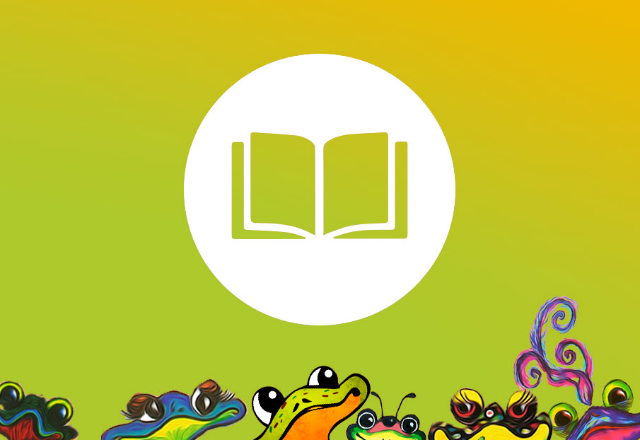 Weekly book learning subscription for children